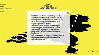 Dag van de Architectuur 2021
