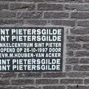 Motto- Sint Pietersgilde