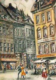 Set 11. Markt Munstraat 1965