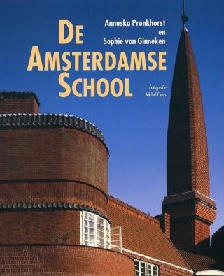 'Mijn leestip voor Architectuurliefhebbers': Annuska Pronkhorst - De Amsterdamse School