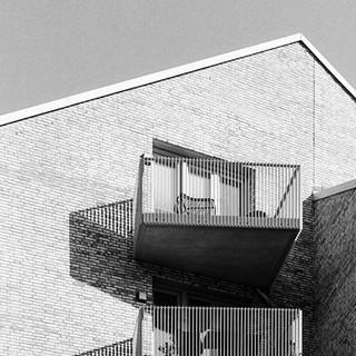 Motto- Balkon op balkon