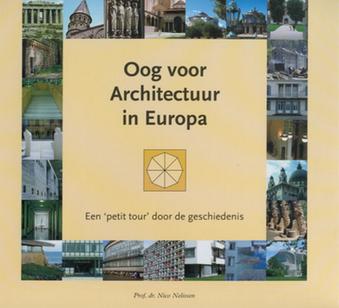 Oog voor architectuur in Europa.