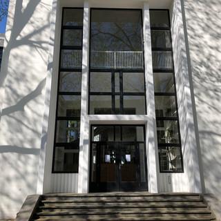 Motto- Jan van Eyck deur