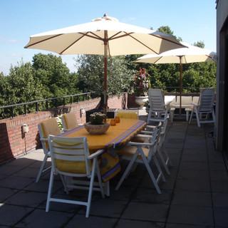 Motto- Is dit een terras of een balkon?