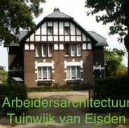 Arbeiders architectuur Tuinwijk van Eisden