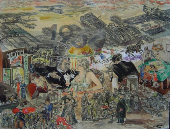 Oorlogsdreiging 1934