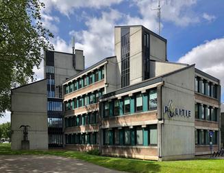 De serie : 'Mijn favoriete gebouw in Maastricht en omgeving' wordt afgesloten met deze 140e inzendin
