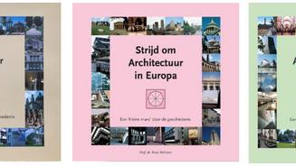 'Mijn leestip voor Architectuurliefhebbers': Nico Nelissen - Architectuur in Europa