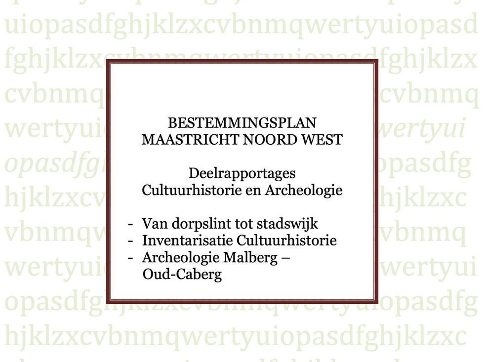 Maastricht Noord-West.