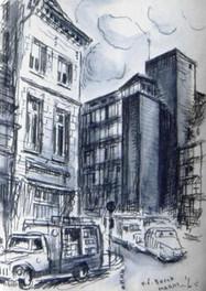 Set 04. Stadskantoor 1965