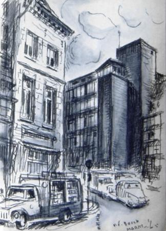 Stadskantoor 1965