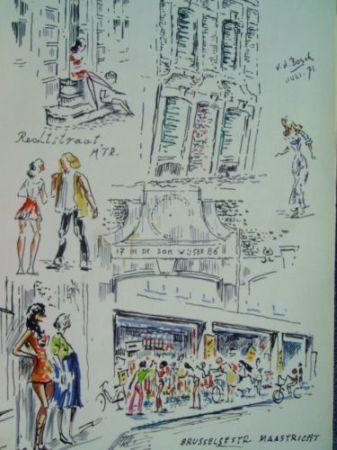 Brusselsestraat 1971