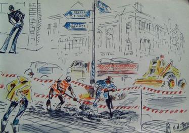Set 12. Maasboulevard 1976