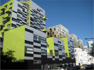 Hedendaagse architectuur in Frankrijk