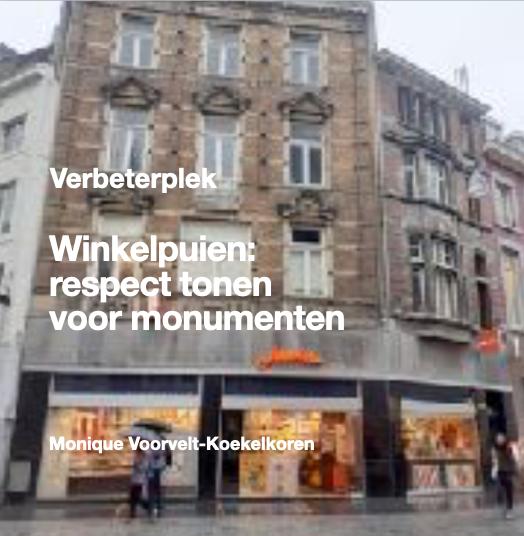 Winkelpuien & monumenten
