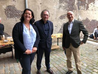 Expositie Jo Coenen, 40 jaar werken in Europa
