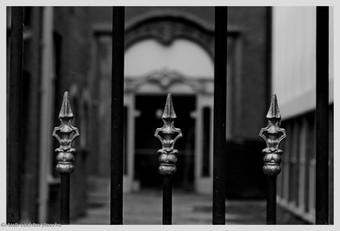 """Genomineerden thema """"Hekwerken""""  Fotowedstrijd """"Maastricht: oog voor detail"""""""