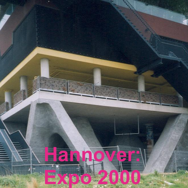Hannover: Expo 2000