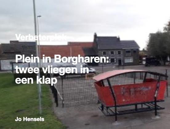 Plein in Borgharen
