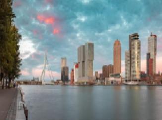 'Mijn leestip voor Architectuurliefhebbers': De Wilhelminapier