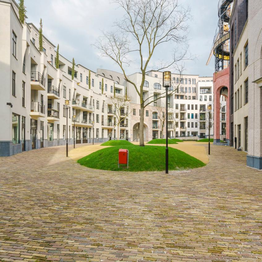 Architectuurexcursie Zuid-Limburg Oost, met Topos -2018, Maankwartier Heerlen door John Sondeyker_DSC5358