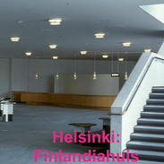 Helsinki: Finlandiahuis
