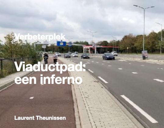 Viaductpad: een inferno