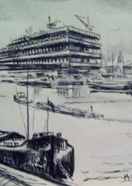 Set 12. Nieuwbouw Plem 1965