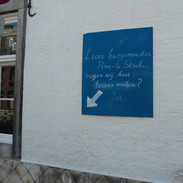 Motto- Verzoek café Ma van Sloun