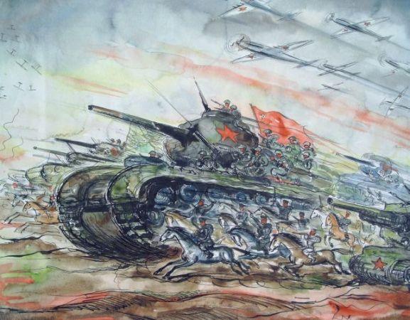 Offensief Russisch leger 1944