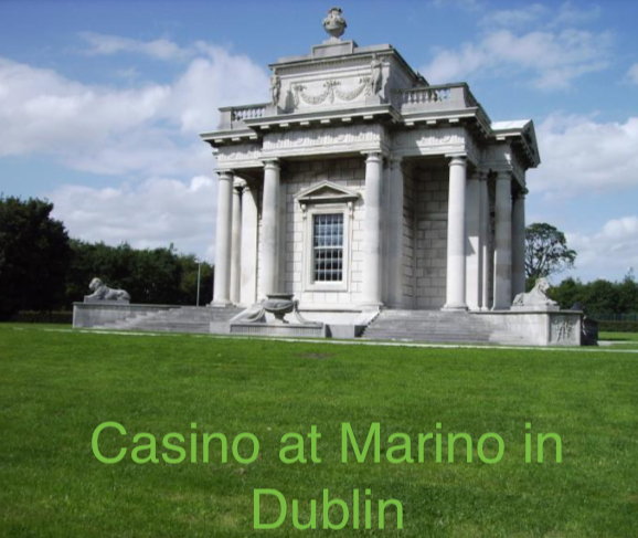 Casino at Marino in Dublin