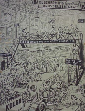 Brusselsestr 1956