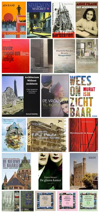 """20e inzending """"Mijn leestip voor Architectuurliefhebbers"""" op onze site"""