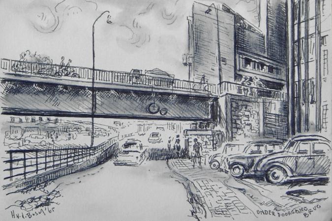 Wilhelminabrug 1965