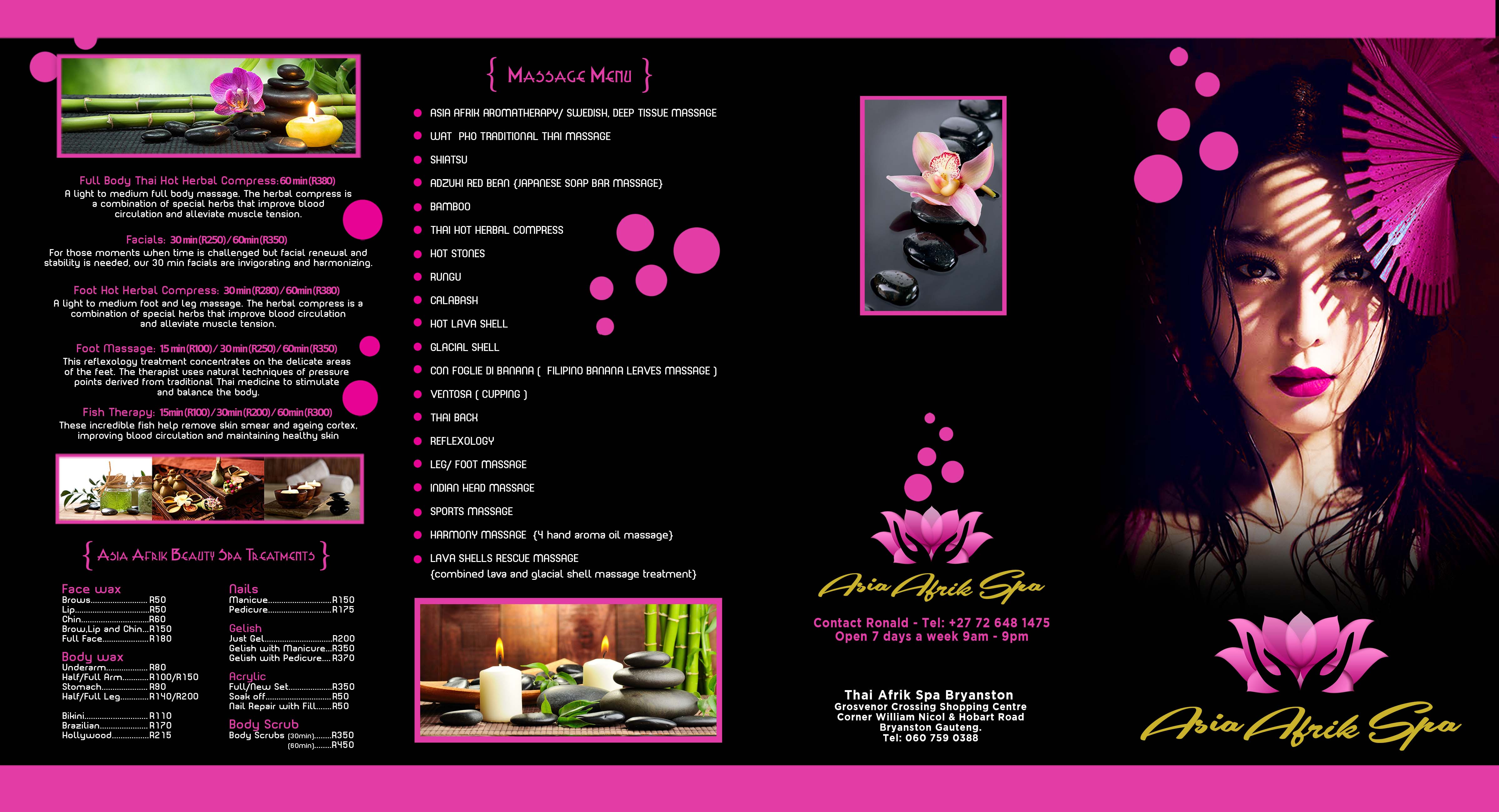 brochure front 4page