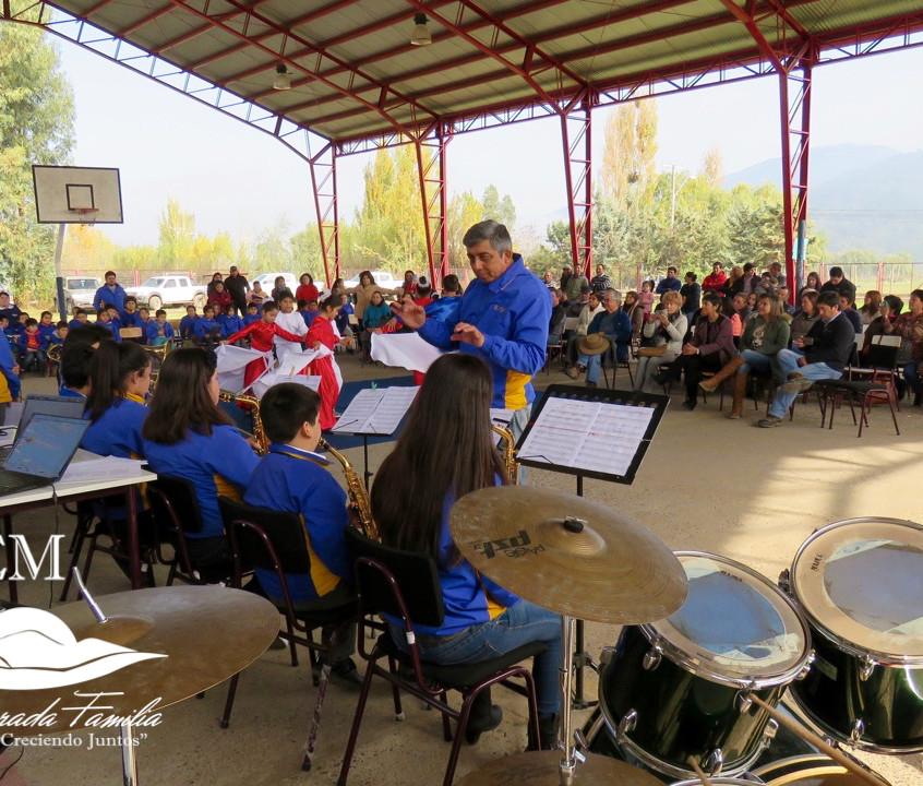 Orquesta de la escuela