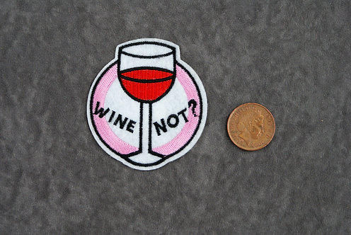 Wine Not? Patch