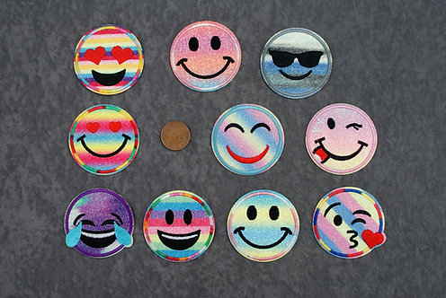 Camp Smiley Patches