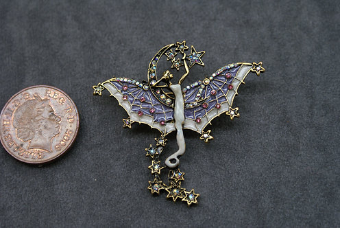 Large Faerie Brooch