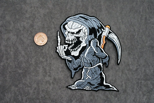 Large Reaper Finger Patch