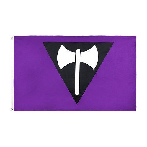 Lesbian Pride Flag (3 options)