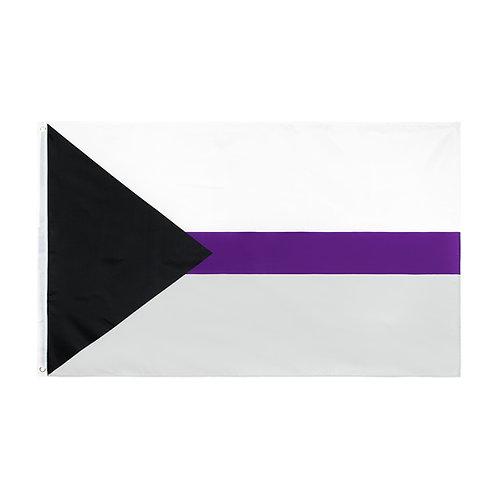 Demi Pride Flag