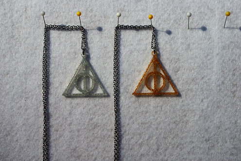 Glitter Hallows Symbol