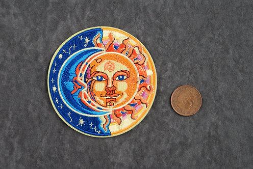 Sun & Moon Patch