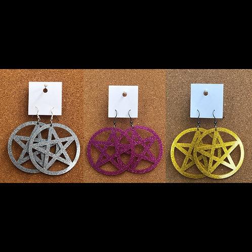 Sparkle Pentagram