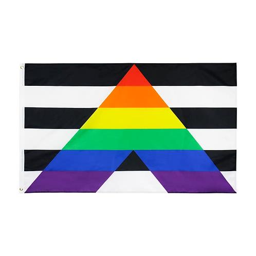 Ally Pride Flag
