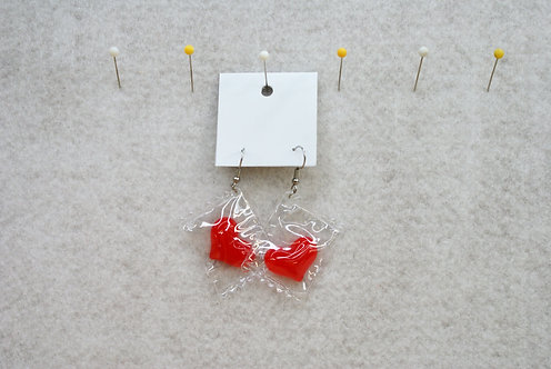 Sweet Heart Earrings