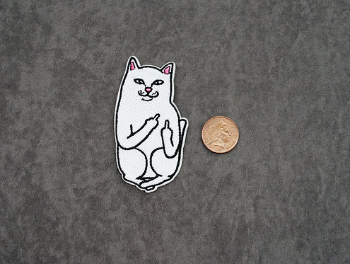 Sassy Cat Patch
