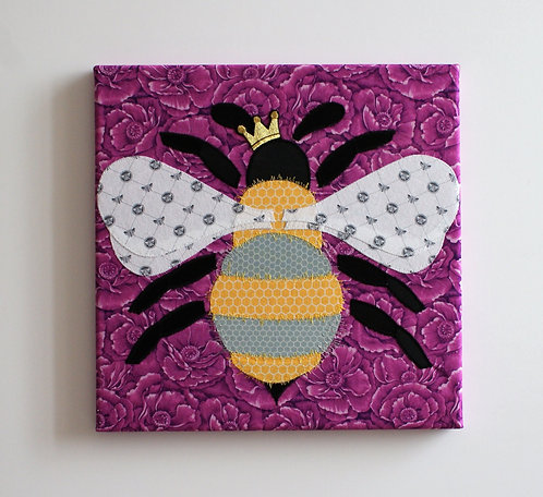 Miss Bumble Queen Purple Patch