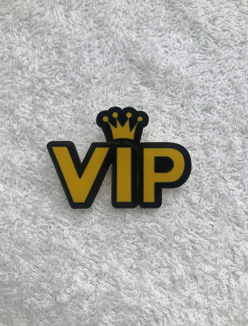 Acrylic VIP Badge